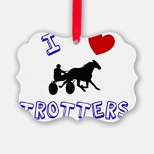 trotter Ornament