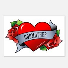 Godmother Postcards (Package of 8)