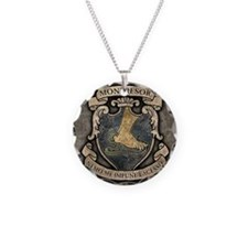 MONTRESOR-COAT-OF-ARMS_13-5x Necklace Circle Charm