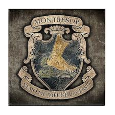 MONTRESOR-COAT-OF-ARMS_13-5x18 Tile Coaster