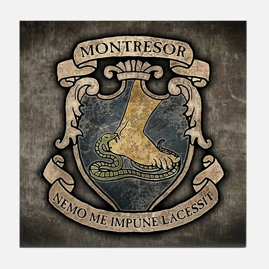 MONTRESOR-COAT-OF-ARMS_13-5x18 Tile Coaster