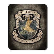 MONTRESOR-COAT-OF-ARMS_j Mousepad