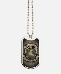 MONTRESOR-COAT-OF-ARMS_j Dog Tags
