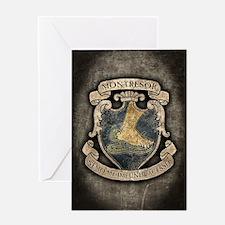MONTRESOR-COAT-OF-ARMS_j Greeting Card