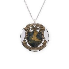 MONTRESOR-COAT-OF-ARMS_TR Necklace Circle Charm