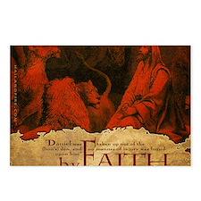 HailFire_Mousepad_ByFaith Postcards (Package of 8)