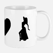 I love bellydance Mug