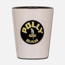 pollygas.gif Shot Glass