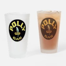 pollygas.gif Drinking Glass