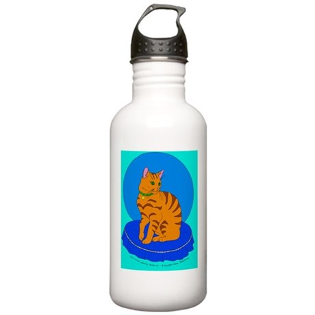 2-smallposter_pretty_k Stainless Water Bottle 1.0L