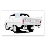 Amphicar Rectangle Sticker