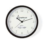 Amphicar Wall Clock