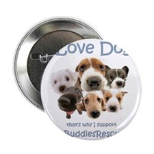 "i_love_dogs_group 2.25"" Button"
