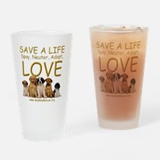 save_a_life_1 Drinking Glass