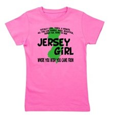 jersey girl Girl's Tee