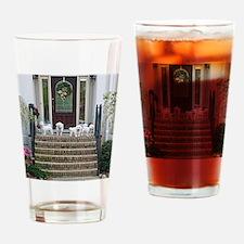 FANTASTIC 4 II MOUSEPAD copy Drinking Glass