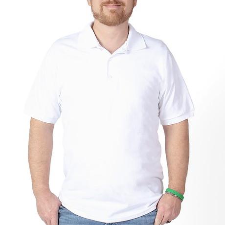 raised in harlem(blk) Golf Shirt