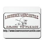 Lawrence Mercantile Mousepad