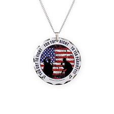 Tea Party - Button w website Necklace