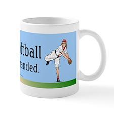 Women's Softball Mug