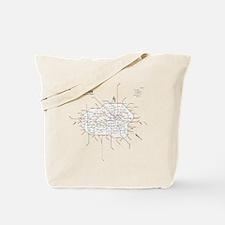 3-Berlinbolur Tote Bag