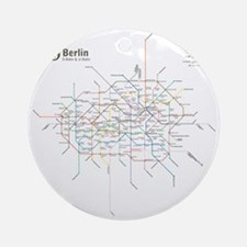2-Berlinbolursh Round Ornament