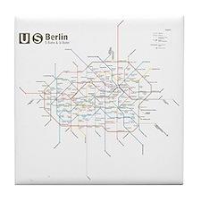2-Berlinbolursh Tile Coaster