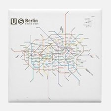 2-Berlinbolursh Tile Coaster