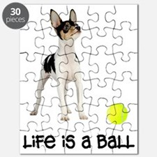 FIN-toy-fox-terrier-life Puzzle