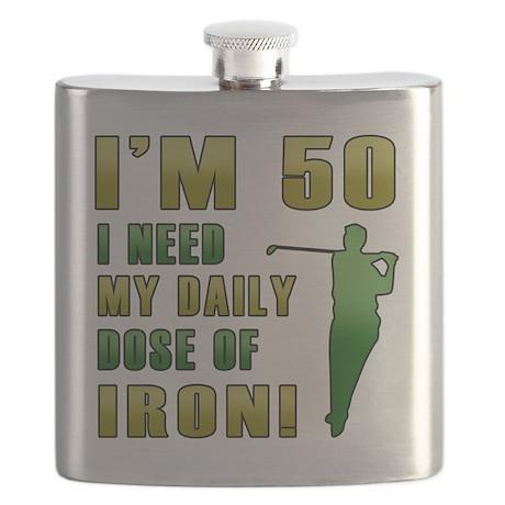 Iron 50 Flask