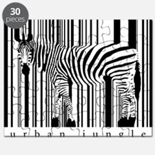 zebra-art Puzzle