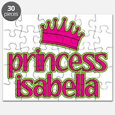 princess isabella Puzzle