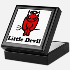 Devil Keepsake Box