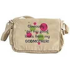 obviously_godmother_girl Messenger Bag