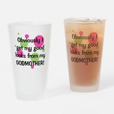obviously_godmother_girl Drinking Glass