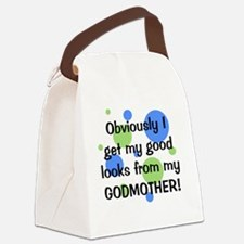 obviously_godmother_boy Canvas Lunch Bag