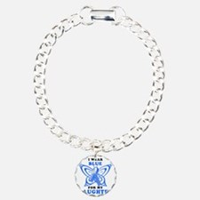 I Wear Blue for my Daugh Bracelet