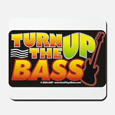 Bass Guitar Mousepad
