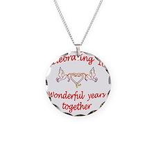 celebrating 10 years  Necklace