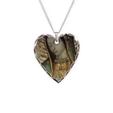 Our Lady of Guadalupe - close Necklace