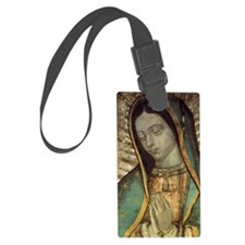 Our Lady of Guadalupe - close up Luggage Tag