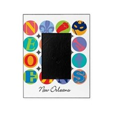 New Orleans Themes Picture Frame
