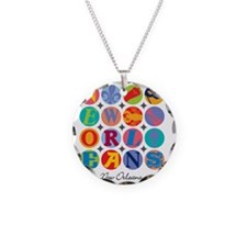 New Orleans Themes Necklace