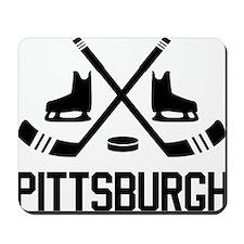 Pittsburgh Hockey Mousepad