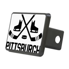 Pittsburgh Hockey Hitch Cover