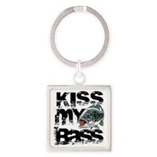 kmb Square Keychain