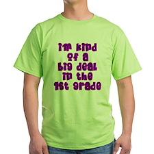 1st grade_girls T-Shirt