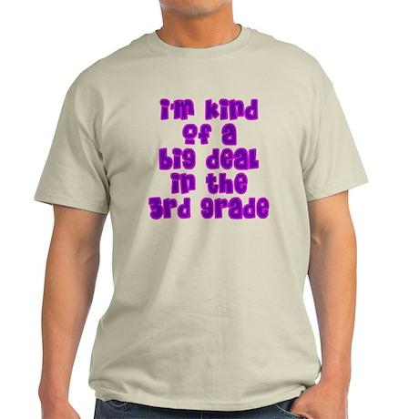3rd grade_girls Light T-Shirt