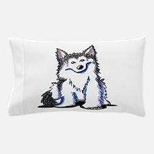 KiniArt Husky Pillow Case