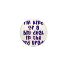 3rd grade Mini Button